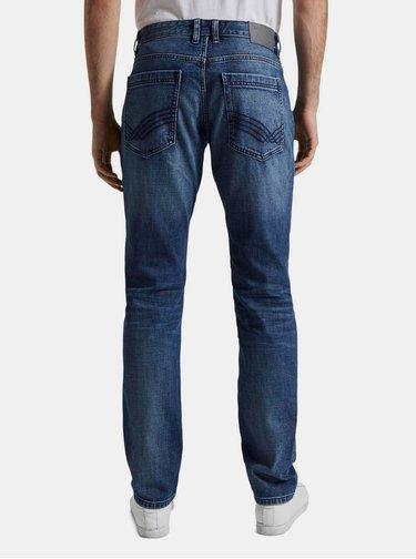 Tmavě modré pánské slim fit džíny Tom Tailor Josh