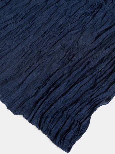 Tmavě modrý dámský šátek Haily´s Uni