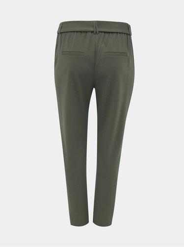 Khaki kalhoty ONLY CARMAKOMA Goldtrash