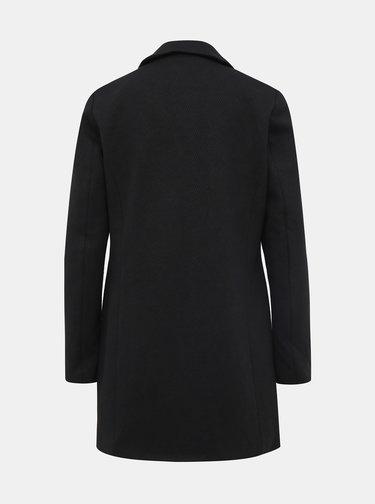 Čierny ľahký kabát Noisy May Coatigan