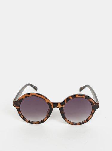Ochelari de soare pentru femei VERO MODA - maro, negru