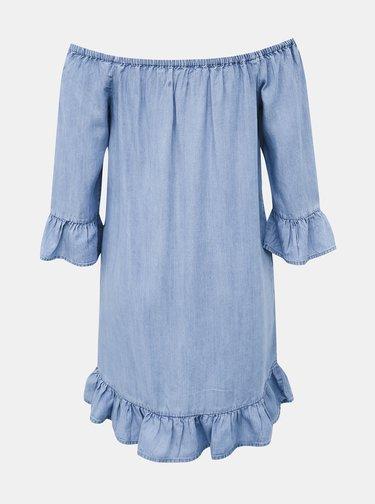 Světle modré šaty Haily´s Karla