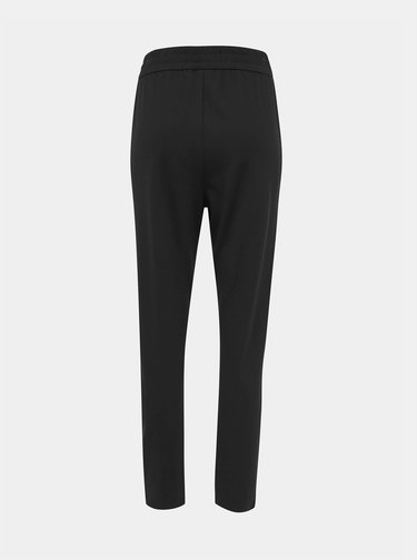 Černé kalhoty Jacqueline de Yong Pretty