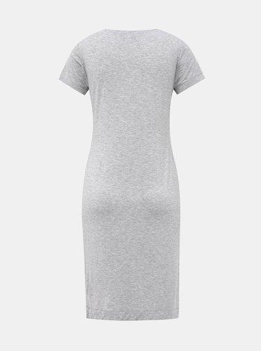 Šedé basic šaty ZOOT Bambina