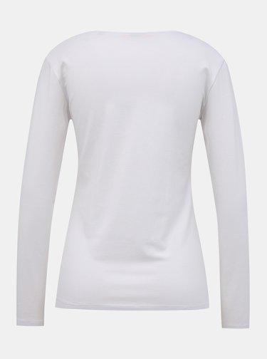 Bílé dámské basic tričko ZOOT Baseline Molly