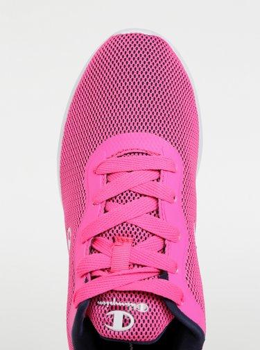 Rúžové dámske tenisky Champion Mond