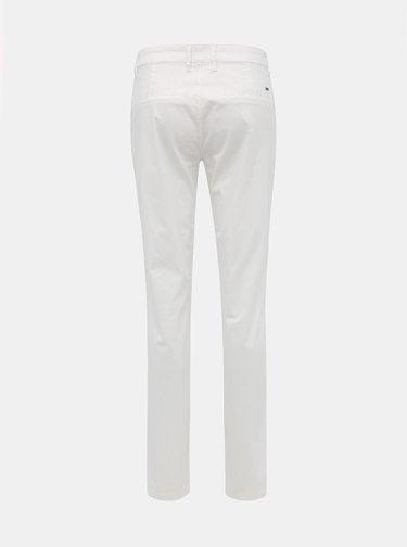 Bílé dámské chino kalhoty ZOOT Baseline Heather