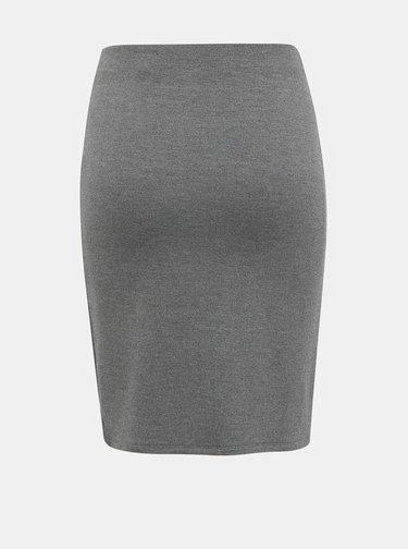 Šedá basic sukně ZOOT Baseline Anja