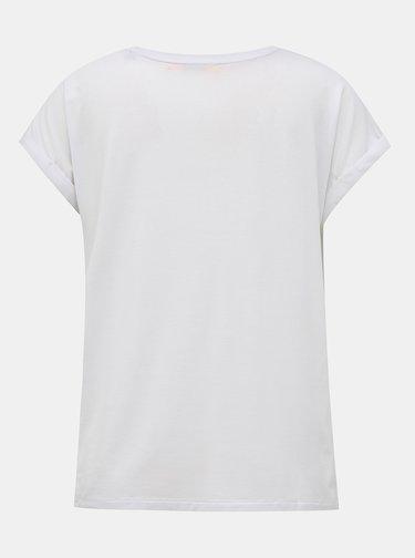Biele dámske basic tričko ZOOT Baseline Adriana