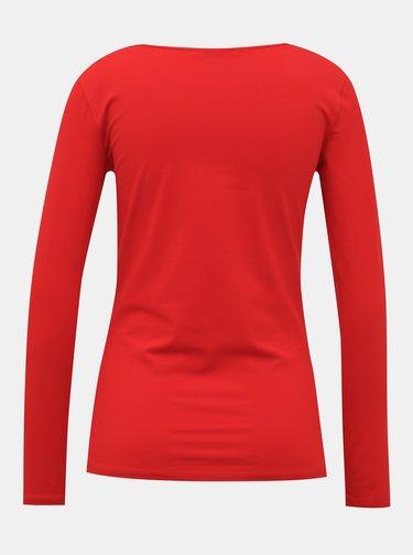Červené dámske basic tričko ZOOT Baseline Tamara