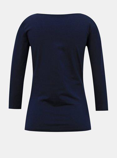 Tmavě modré dámské basic tričko ZOOT Baseline Theresa
