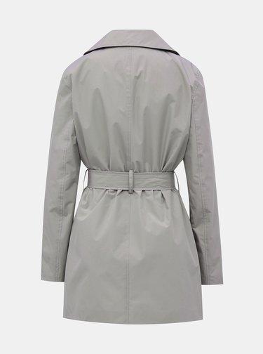 Šedý dámsky ľahký kabát ZOOT Baseline Jenifer