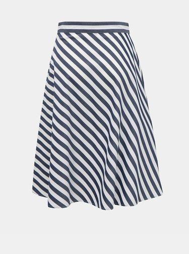 Bílo-modrá pruhovaná sukně ZOOT Simona