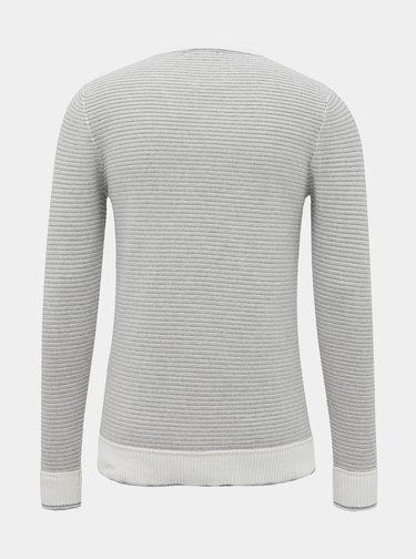 Svetlošedý sveter Shine Original