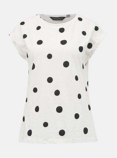 Sada tří basic triček v černé, bílé a růžové barvě Dorothy Perkins