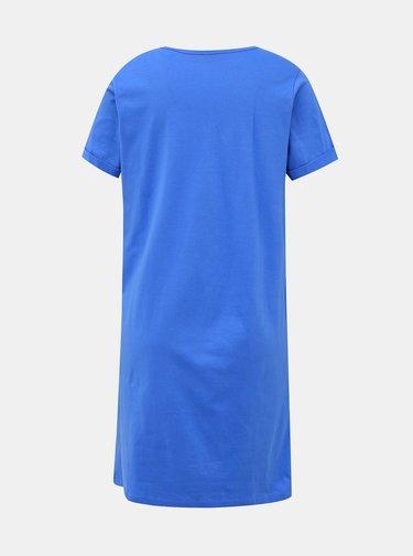 Modrá noční košile M&Co