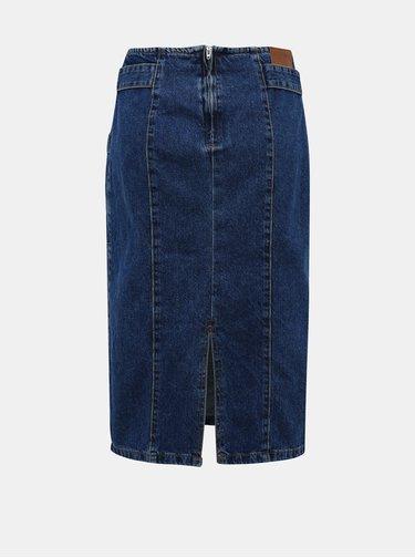 Modrá džínová sukně Jacqueline de Yong Selma