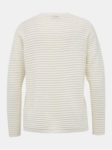 Krémový sveter Jacqueline de Yong Siu