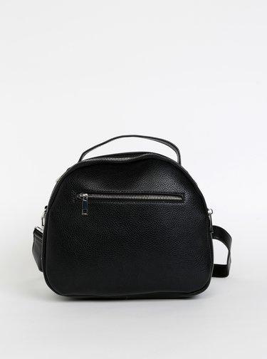 Černá kabelka Pieces Nora