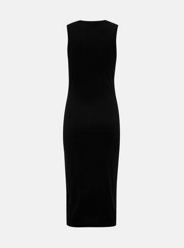 Čierne šaty Noisy May Mox