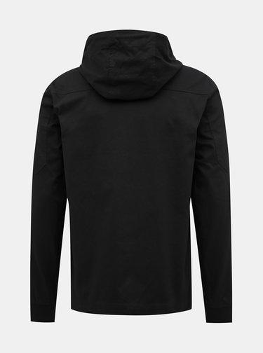 Čierna ľahká bunda Jack & Jones Scot
