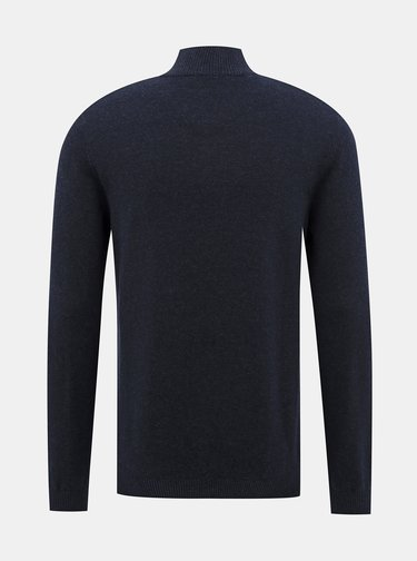 Tmavě modrý svetr Selected Homme Fernando