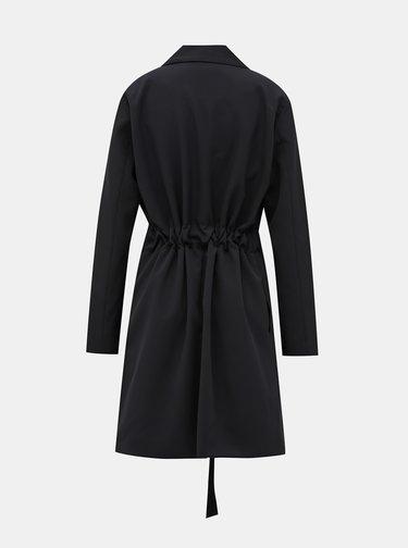 Černý lehký kabát Jacqueline de Yong Nella