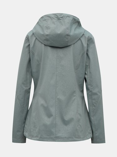 Modrá dámská voděodolná bunda killtec Emiwa