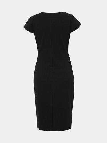 Černé pouzdrové šaty VERO MODA