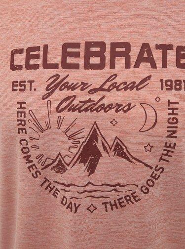 Tricouri si bluze pentru barbati killtec - oranj