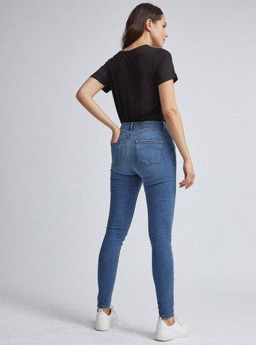 Světle modré skinny fit džíny Dorothy Perkins Shape & Lift