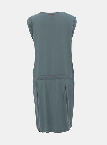Šedé šaty Ragwear Mascarpone