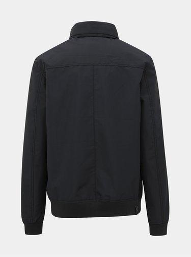 Čierna pánska funkčná ľahká bunda Ragwear Henrry