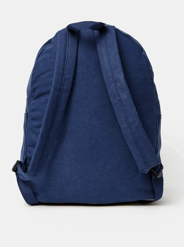 Tmavě modrý batoh Jack & Jones Canvas