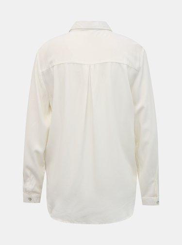 Biela košeľa ONLY Alma