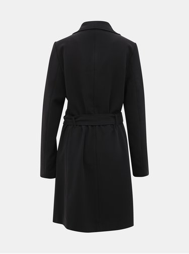 Černý lehký kabát ONLY Maria