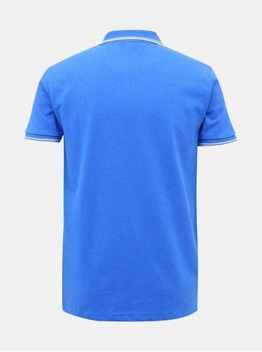 Modrá pánska polokošeľa Tom Tailor