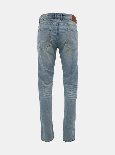 Světle modré slim fit džíny Shine Original