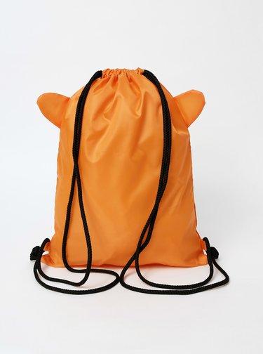 Oranžový dětský vak SAM 73