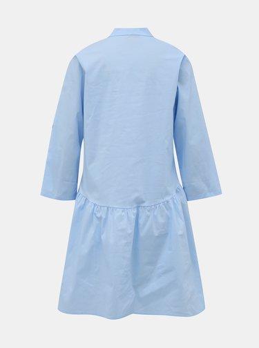 Světle modré košilové šaty Haily´s Susi