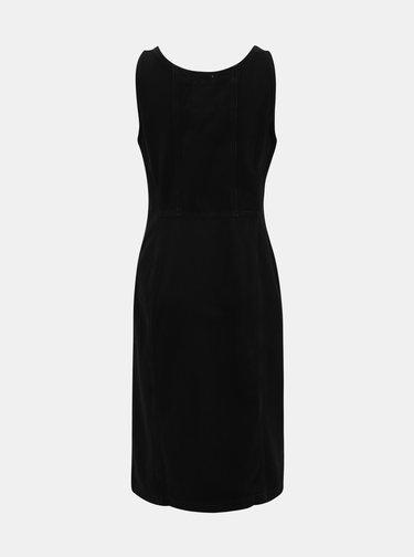 Čierne rifľové šaty Levi's®