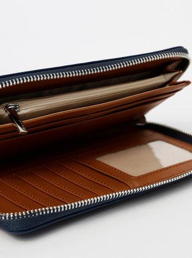 Tmavomodrá peňaženka Gionni Fulani