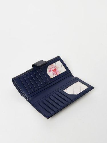 Tmavomodrá peňaženka Gionni Kara