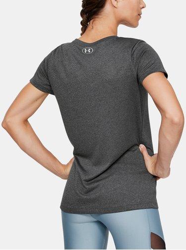 Šedé dámské tričko Under Armour