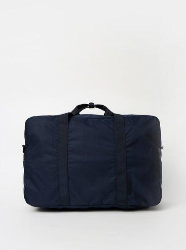 Tmavomodrá športová taška GANT