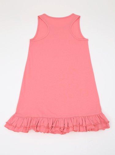 Růžové šaty name it Vione