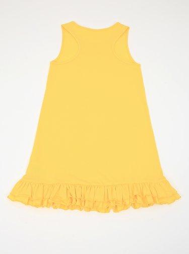 Žluté šaty name it Vione