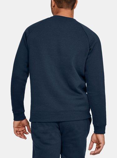 Modrá pánská mikina Rival Fleece Under Armour