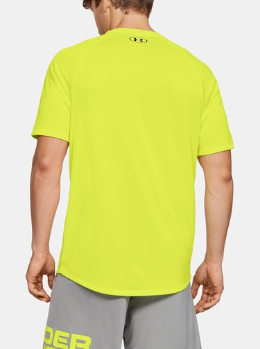 Žluté pánské tričko Under Armour