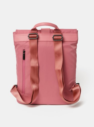 Růžový batoh Smith & Canova Thea